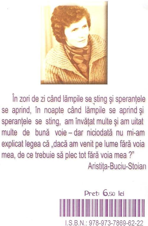 ARISTITA BUCIU STOIAN