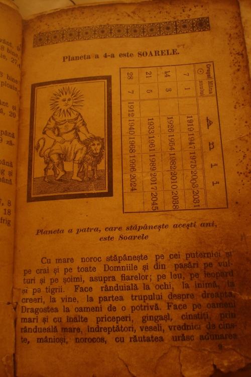 Gramolnic, carte veche