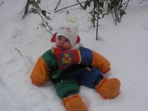 Sofia - Maria -prima mea iarna