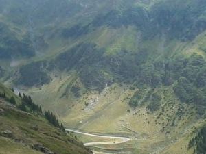 Pe drumuri de munte-Transalpina