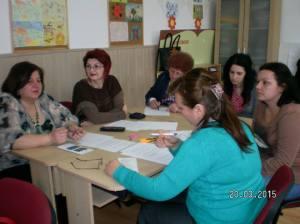 SIMINA SILVIA SCLADAN -CERC PEDAGOGIC AL RESPONSABILILOR PARTENERIATULUI ȘCOALĂ - FAMILIE