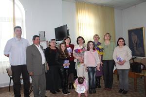 SIMINA SILVIA SCLADAN si autorii din Acorduri moldave la Biblioteca Bucovinei