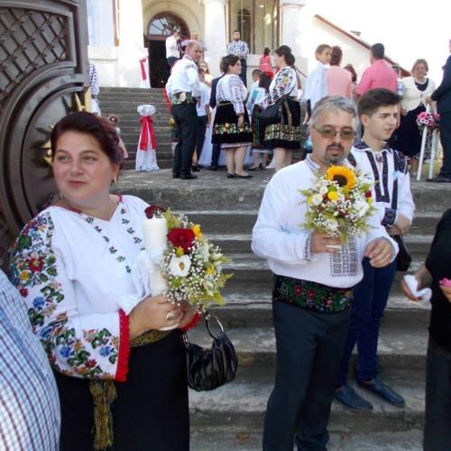 Nunta la Biserica din Calafindesti