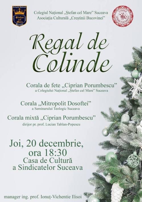 REGAL DE COLINDE-DIANA SCLADAN
